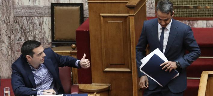 Μετωπική στη Βουλή: Με knock out έχασε ο Τσίπρας την Παιδεία