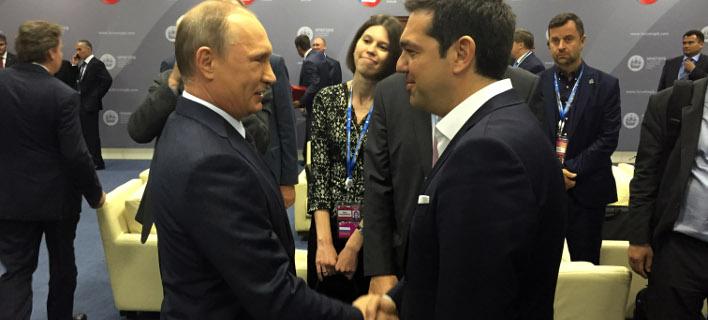 Το μήνυμα Πούτιν σε Τσίπρα: Βρες τα με τους δανειστές – Ξέχνα τα χρήματα