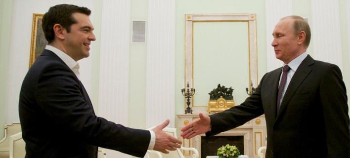 Ξεκίνησε η συνάντηση Τσίπρα-Πούτιν στο Κρεμλίνο -Οι δηλώσεις μπροστά στην κάμερα