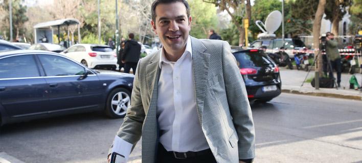 Τσίπρας Καμμένος συμφώνησαν ότι... δεν ξέρουν πότε θα επιστρέφουν στην Ελλάδα οι 2 Ελληνες στρατιωτικοί  /Φωτογραφία: Intime news