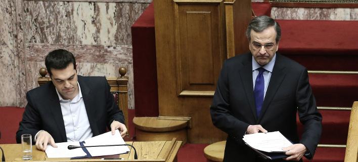 Γιατί δεν βγήκε η Ελλάδα στις αγορές: Το ομόλογο Σαμαρά «στοιχειώνει» τον Τσίπρα