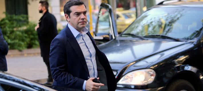 Αλέξης Τσίπρας /Φωτογραφία: Intime News