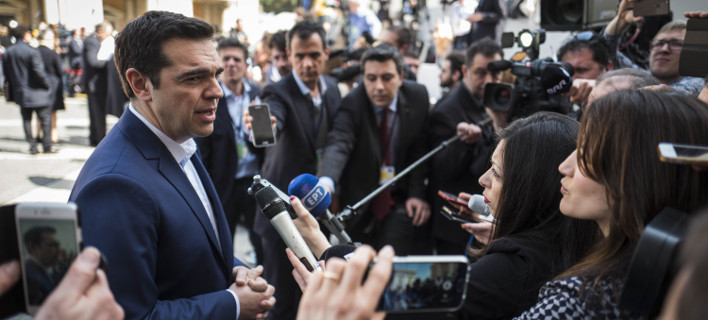 Στις Βρυξέλλες την Πέμπτη ο Τσίπρας -Το πρόγραμμα της Συνόδου Κορυφής της Ε.Ε.