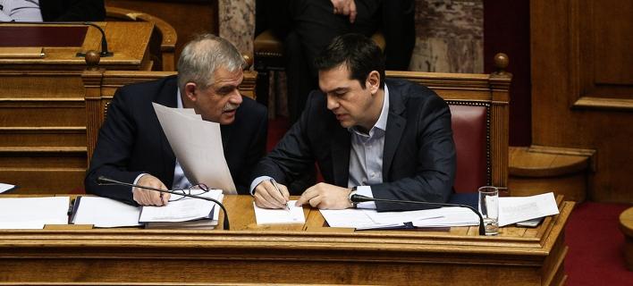 Παρασκήνιο: Βήμα πίσω από την κυβέρνηση και αναβολή των πλειστηριασμών -Τι ζήτησε ο Τσίπρας από τον Τόσκα
