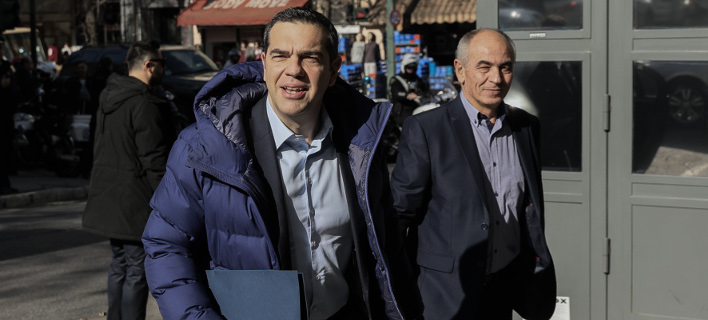 Αλέξης Τσίπρας, Φωτογραφία: IntimeNews