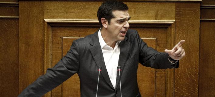 Η μάχη του Προϋπολογισμού στη Βουλή / EUROKINISSI/ΓΙΩΡΓΟΣ ΚΟΝΤΑΡΙΝΗΣ