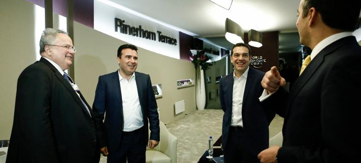 Τα επόμενα βήματα για το Σκοπιανό, αν υπάρξει συμφωνία -Νέες συναντήσεις Τσίπρα με αρχηγούς