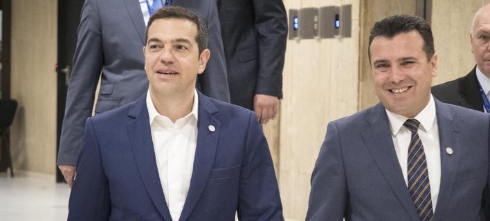 Σε δύσκολο γρίφο προς επίλυση για την κυβέρνηση έχει εξελιχθεί η συμφωνία των Πρεσπών