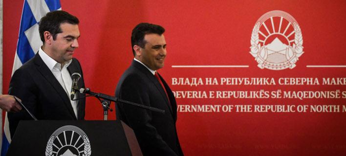 Προβληματίζει η αναφορά «Μίκρα» που έκανε ο Τσίπρας αντί για αεροδρόμιο «Μακεδονία»