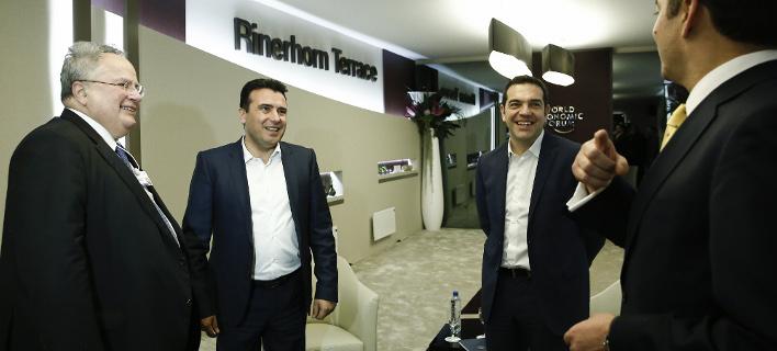 Ραγδαίες εξελίξεις στο Σκοπιανό -Παρέμβαση Μέρκελ και Ευρώπης