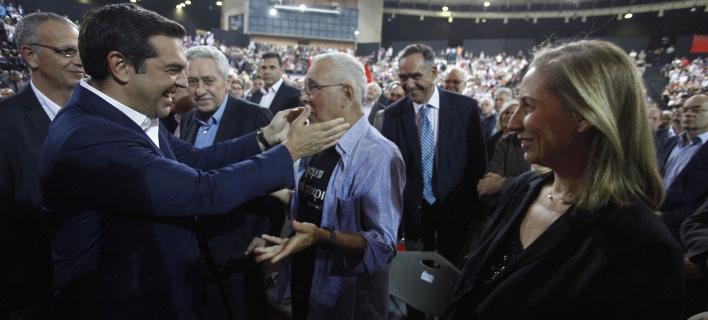 Στα χέρια του Αλέξη Τσίπρα η παραίτηση του Κώστα Ζουράρι / EUROKINISSI/ΓΙΩΡΓΟΣ ΚΟΝΤΑΡΙΝΗΣ