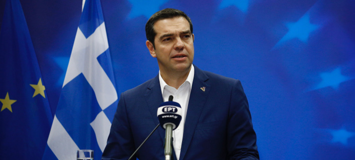 Ο Αλέξης Τσίπρας/ Φωτογραφία: EUROKINISSI/ POOL EUROPEAN UNION