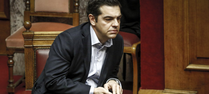 Ο Αλέξης Τσίπρας (Φωτογραφία: EUROKINISSI/ΓΙΩΡΓΟΣ ΚΟΝΤΑΡΙΝΗΣ)