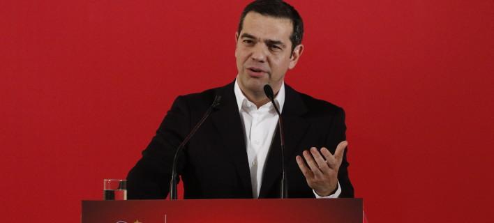 Ο Αλέξης Τσίπρας (Φωτογραφία: EUROKINISSI/ ΓΙΩΡΓΟΣ ΚΟΝΤΑΡΙΝΗΣ)