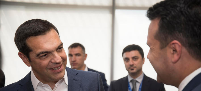 Παρέμβαση Τσίπρα για το Παλαιστινιακό και το Ιράν -Στο δείπνο των ηγετών της ΕΕ