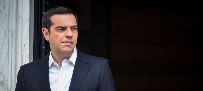Αλέξης Τσίπρας, Φωτογραφία: Eurokinissi/ΤΑΤΙΑΝΑ ΜΠΟΛΑΡΗ