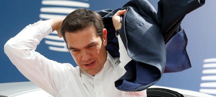 Αλέξης Τσίπρας/ Φωτογραφία: Julien Warnand/AP