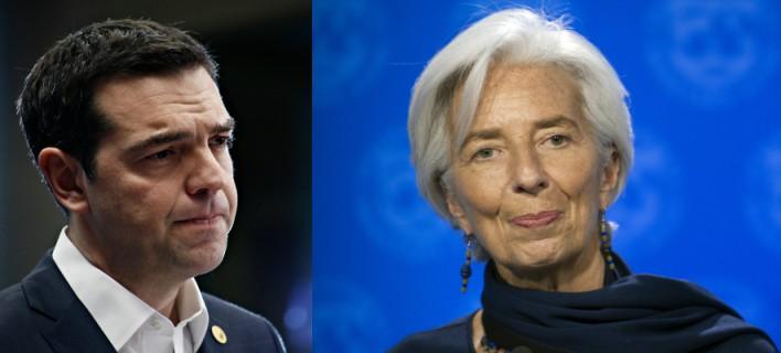 Ο Τσίπρας άνοιξε την πόρτα στο ΔΝΤ -«Πόλεμος» δηλώσεων με τη ΝΔ