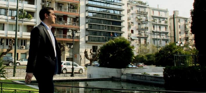 Τσίπρας: Αν βγεις βόλτα στην Αθήνα βλέπεις μόνο χαμογελαστά πρόσωπα