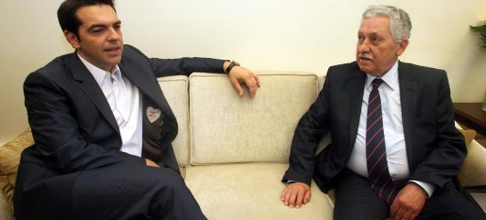 Σπάει η συμφωνία ΣΥΡΙΖΑ-ΔΗΜΑΡ: Θα πορευτούμε με δικές μας δυνάμεις, είπε ο Κουβέλης