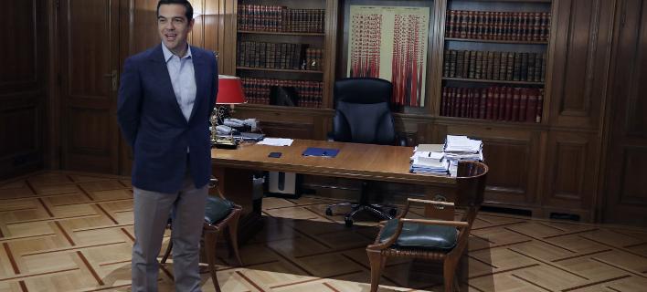 Συνεχίζει τις επαφές ο Τσίπρας στις ΗΠΑ -Το σημερινό πρόγραμμά του