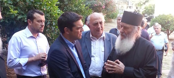 Γιάννης Αμανατίδης, ο νέος υφ. Εξωτερικών: Της Αριστερής Πλατφόρμας, άριστες σχέσεις με την Εκκλησία [εικόνες]