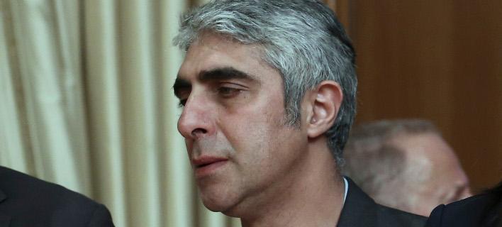 Ο εξάδελφος του πρωθυπουργού, Γιώργος Τσίπρας -Φωτογραφία αρχείου: Intimenews