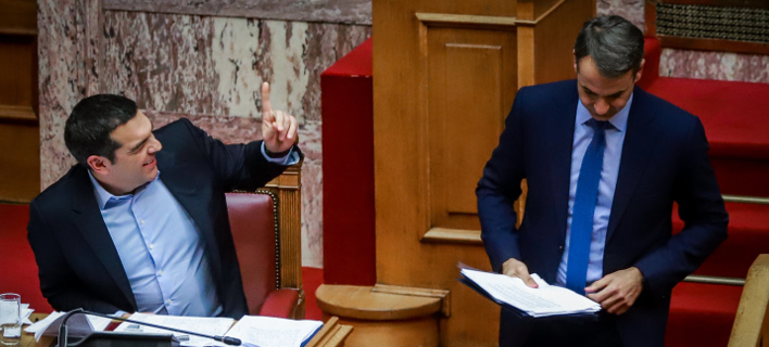 Ο Τσίπρας θα μεταφέρει στις Βρυξέλλες όσα του είπε ο Μητσοτάκης περί ανταλλαγής συντάξεων με Σκοπιανό