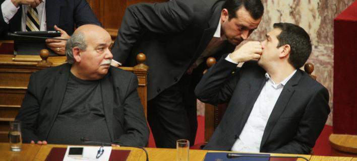 Φωτογραφία: EUROKINISSI/ ΑΛΕΞΑΝΔΡΟΣ ΖΩΝΤΑΝΟΣ