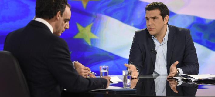 Τσίπρας: Τι θα κάνω αν βγει «ναι» στο δημοψήφισμα – Δεν είμαι παντός καιρού