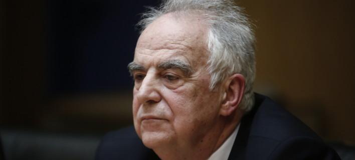 Ο πρόεδρος των ΕΛΠΕ, Στάθης Τσοτσορός/ Φωτογραφία: Eurokinissi