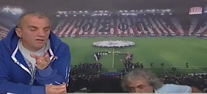 Η τούμπα Ελληνα παρουσιαστή on air -Εξαφανίστηκε από το πλάνο, έπεσε το σκηνικό και ο τηλεθεατής στην τηλεφωνική γραμμή έκλαιγε από τα γέλια [βίντεο]