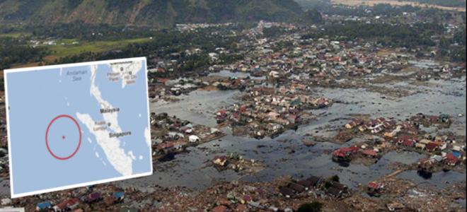 Σεισμός 8,9 Ρίχτερ στην Ινδονησία