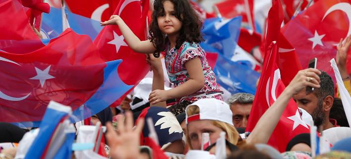 ΕΚλογές στην Τουρκία/ Φωτογραφία: AP