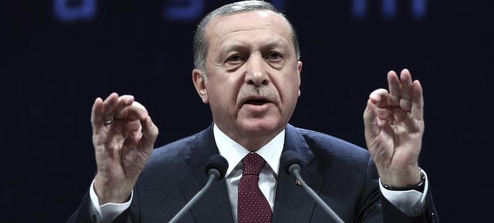 Φωτογραφία: Murat Cetinmuhurdar, Presidential Press Service, Pool photo via AP