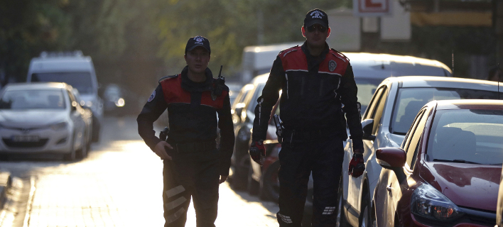 Οι 5 συνελήφθησαν στην Αδριανούπολη/ Φωτογραφία αρχείου: AP- Emre Tazegul