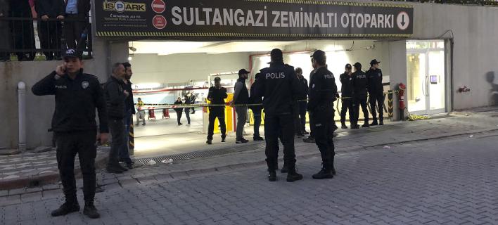 Νέο κύμα συλλήψεων στην Τουρκία/ Φωτογραφία αρχείου: AP- Mehmet Guzel