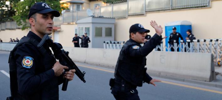Αστυνομια Τουρκία/ Φωτογραφία AP images