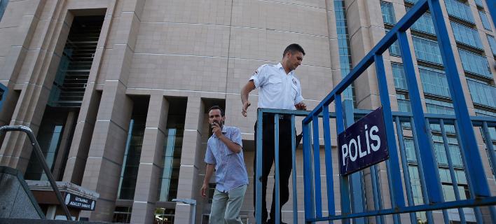 Δικαστήριο Τουρκία/ Φωτογραφία AP images/ Lefteris Pitarakis