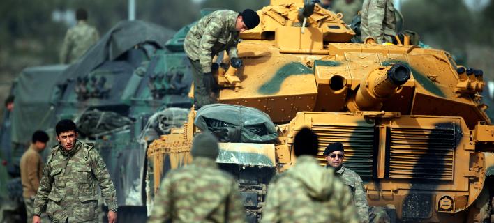 Εκρηξη σε αποθήκη πυρομαχικών στην Αγκυρα - 5 τραυματίες