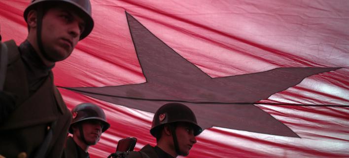Φωτογραφία: Οι επιχειρήσεις στην Αφρίν θα συνεχιστούν διαβεβαιώνει η Άγκυρα/AP