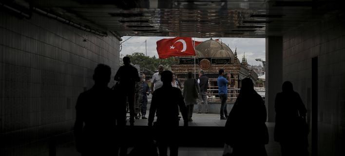 Αυξημένη η ζήτηση για Χρυσή Βίζα από Τούρκους (Φωτογραφία αρχείου: AP/ Emrah Gurel)