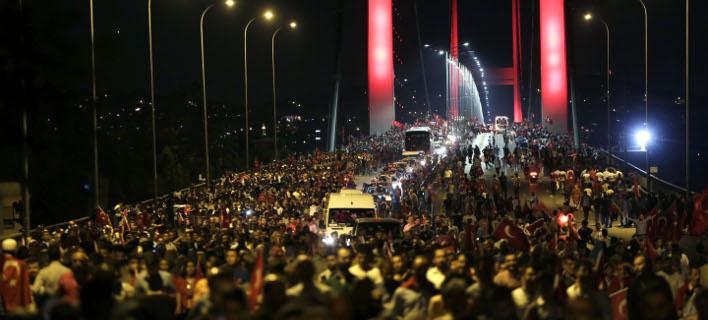 Φωτογραφία: EUROKINISSI/ AP Photo/ Petros Giannakouris