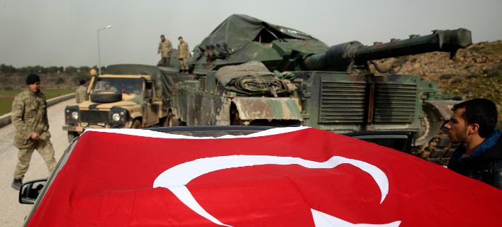 Τουρκικός στρατός /Φωτογραφία Αρχείου: ΑΡ