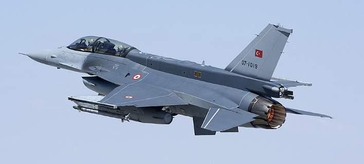 Προκαλεί η Τουρκία: Νέες παραβιάσεις και αερομαχίες στο Αιγαίο