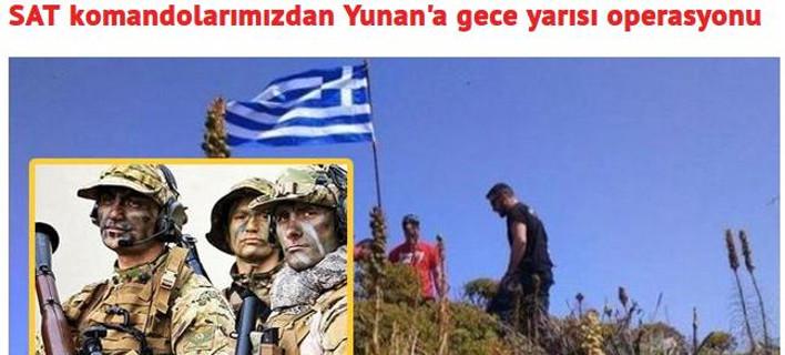 Τουρκικά ΜΜΕ: Η Αγκυρα ενημέρωσε την Αθήνα για τη σημαία στη βραχονησίδα και μετά την κατέβασε