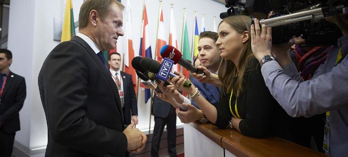 Προειδοποίηση Τουσκ στους ηγέτες της ΕΕ: Δεν έχουμε άλλο χρόνο, πρέπει να προστατεύσουμε τα σύνορα τώρα