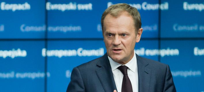 Ο Τουσκ ευχαριστεί τις χώρες των δυτικών Βαλκανίων που έκλεισαν τα σύνορα – Ηταν κοινή απόφαση των 28 της ΕΕ