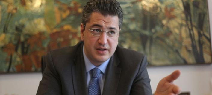 Ανακοίνωσε την υποψηφιότητά του για την προεδρία της ΝΔ ο Τζιτζικώστας