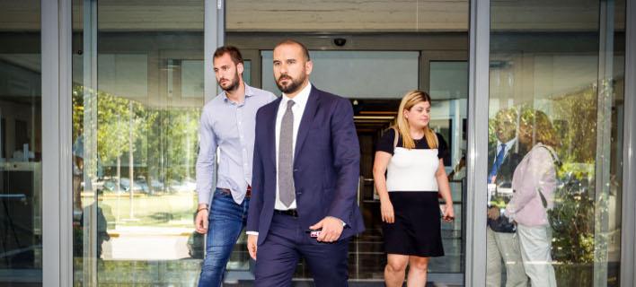 Δημήτρης Τζανακόπουλος/ Φωτογραφία: Eurokini